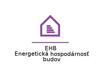 EHB Energetická hospodárnosť budov