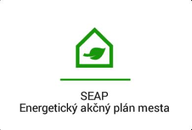 SEAP – Energetický akčný plán mesta